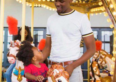 Carnival Kingdom Carousel
