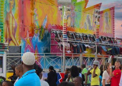 Carnival Kingdom crazy wave ride