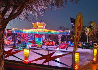 Carnival Kingdom thrill ride