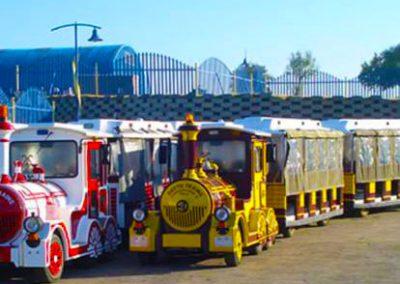 Carnival Kingdom dotto train ride