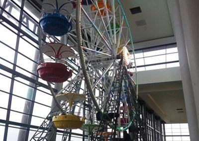 Carnival Kingdom ferris wheel ride