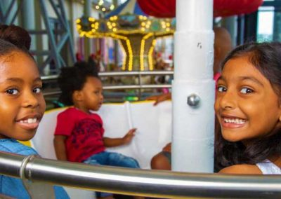 Carnival Kingdom ferris wheel