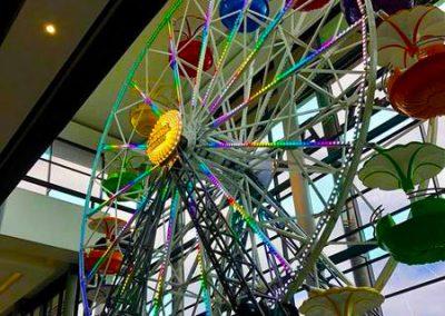 Carnival Kingdom bike ferris wheel ride