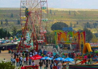 Carnival Kingdom funfair