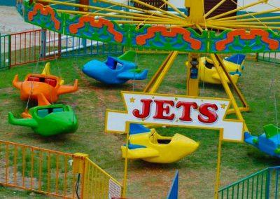 Carnival Kingdom jets ride