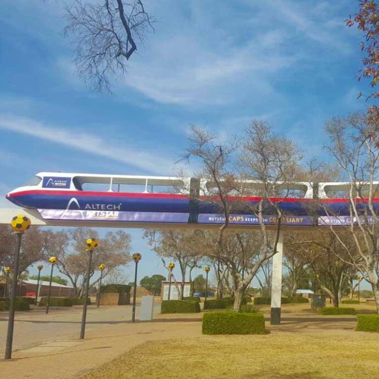mono rail nasrec