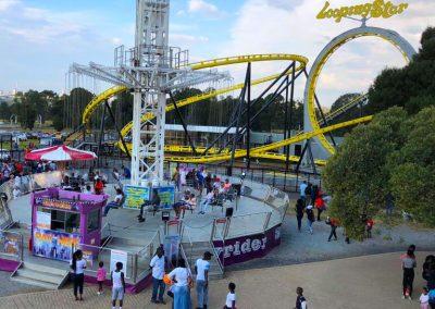 Carnival Kingdom sky rider ride
