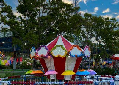 Carnival Kingdom tea cup ride