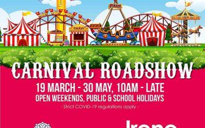 Irene Village Mall Funfair Roadshow